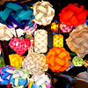 Lanterns Made From Plastic Milk Containers Sold at Fashion Island in Newport Beach CA