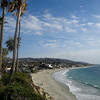 Laguna Beach Shoreline in Southern CA 2