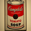 Andy Warhol at Los Angeles County Art Museum in California