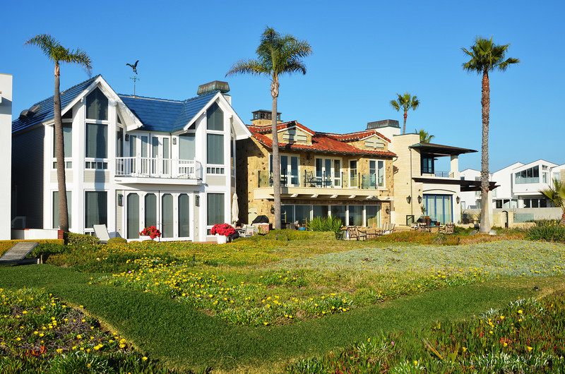 Newport Beach Homes in California