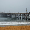 Balboa Pier on a Foggy Day in Newport Beach CA 2