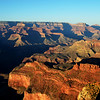 Just Before Sunset at the Grand Canyon in Arizona