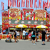 Chicken and Waffles at the Orange County Fair in Costa Mesa California
