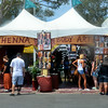 Henna Body Art at the Orange County Fair in Costa Mesa California