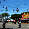 Enjoying a Day at the Fair in Orange County