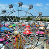Ferris Wheel at Orange County Fair in Costa Mesa CA 10