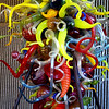 Chihuly Glass at the Art Museum in Palm Springs
