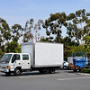 Isuzu Delivery Truck in Costa Mesa CA