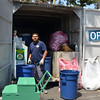 Eric at Recycle Center in Costa Mesa CA
