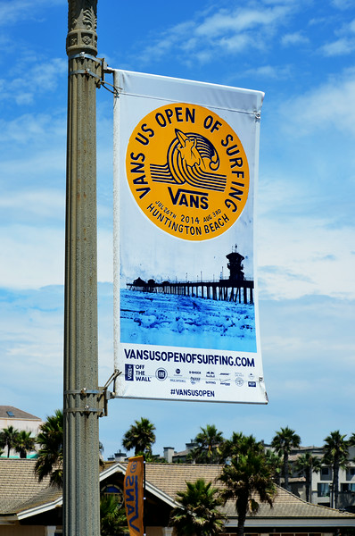 Huntington Beach US Open Surfing Competition 4