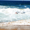 Nice Waves for Surfing at the Wedge in Newport Beach California