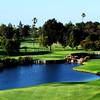 Mesa Verde Country Club in Costa Mesa California in May
