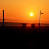 Sunset at Huntington Beach California 2