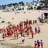 Junior Lifeguard at Huntington Beach California