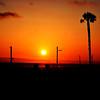 Sunset at Huntington Beach California 3