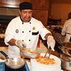 Preparing Cheese Ravioli at Mesa Verde Country Club in Costa Mesa CA 2