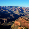 Early Evening at the Grand Canyon in Arizona (2)
