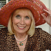 Esther with Hat in Costa Mesa California 2