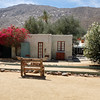 Adobe Cottage at the Korakia Inn in Palm Springs California