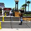 Walking at South Coast Shopping Center in Costa Mesa California 10