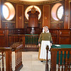 First Jury Trial Courtroom in Williamsburg VA